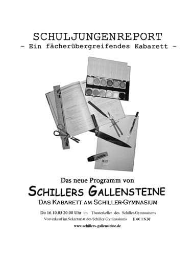 2003 schuljugendreport fs