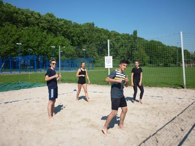 Beachvolleyball Uni Köln
